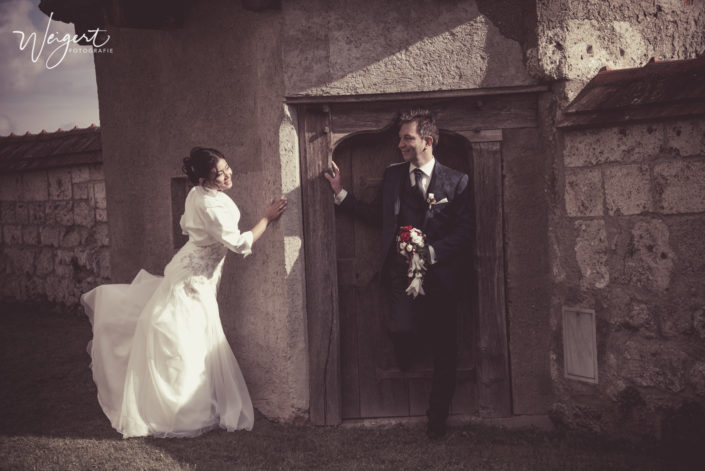 Brautpaarshooting Outdoor Burghausen