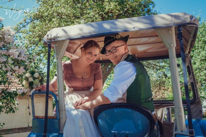 Brautpaarshooting Standesamt Outdoor